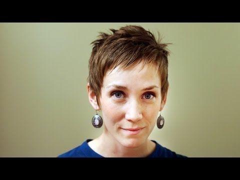 Pixie Cut Tutorial // Locks of Love // How to cut short hair - YouTube