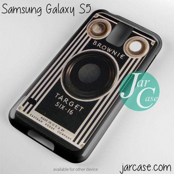 brownie kodak Phone case for samsung galaxy S3/S4/S5