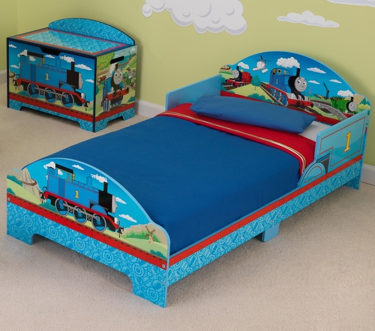 Thomas And Friends Furniture #29: Thomas U0026amp; Friends Toddler Bed