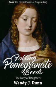Crystal Book Reviews: Falling Pomegranate Seeds: The Duty of Daughters (...