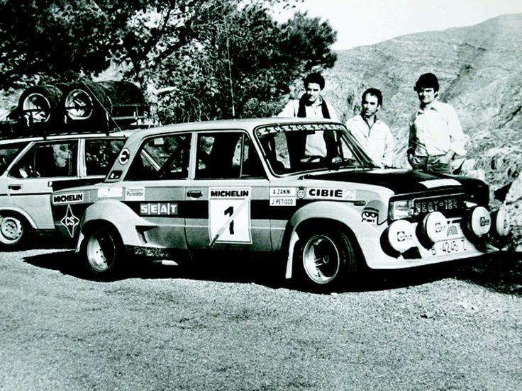 Seat 124 FL (1976)