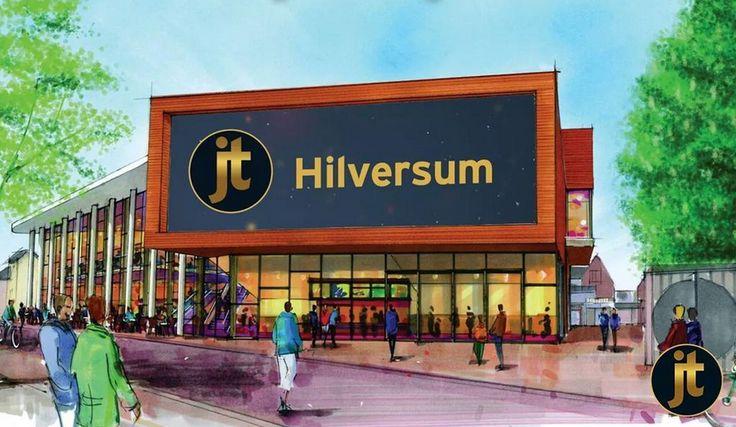 Nieuwe bioscoop JT Hilversum vandaag open
