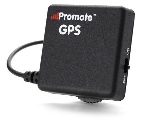Promote Systems GPS Receiver GPS-N-1 for Nikon D300, D700, D3, D2X, D2Xs, D2Hs, D200 and Fuji S5 Pro, IS Pro, DSLR Digital SLR Cameras