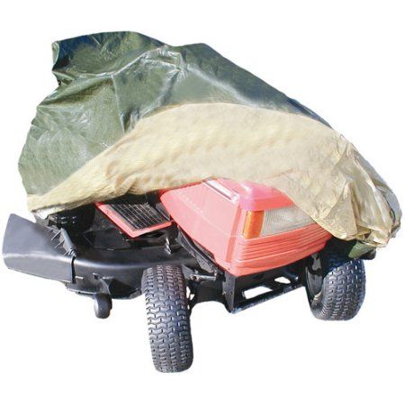 MaxPower Deluxe Tractor/Mower Cover, Multicolor
