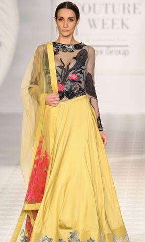 Varun Bahl - India Fashion Week 2014