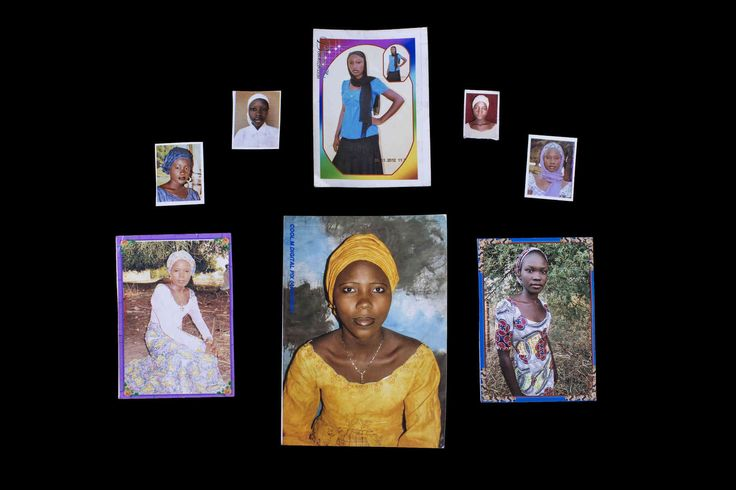 Abducted Nigerian School Girls : : Glenna Gordon