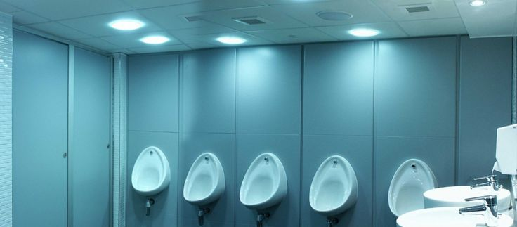 Grant Westfield: Bespoke washrooms for Chelsea FC, Stamford Bridge 3 of 6