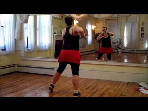 Zumba routines from beginner class