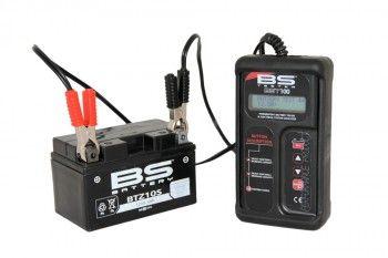 O BST100 é o testador de bateria profissional para o utilizador final. Capacidades de 2.5Ah a 30 Ah.  Veja mais detalhes!  #lusomotos #bs #battery #bsbattery #motos #performance #utilizador #qualidade #seguro #capacidade