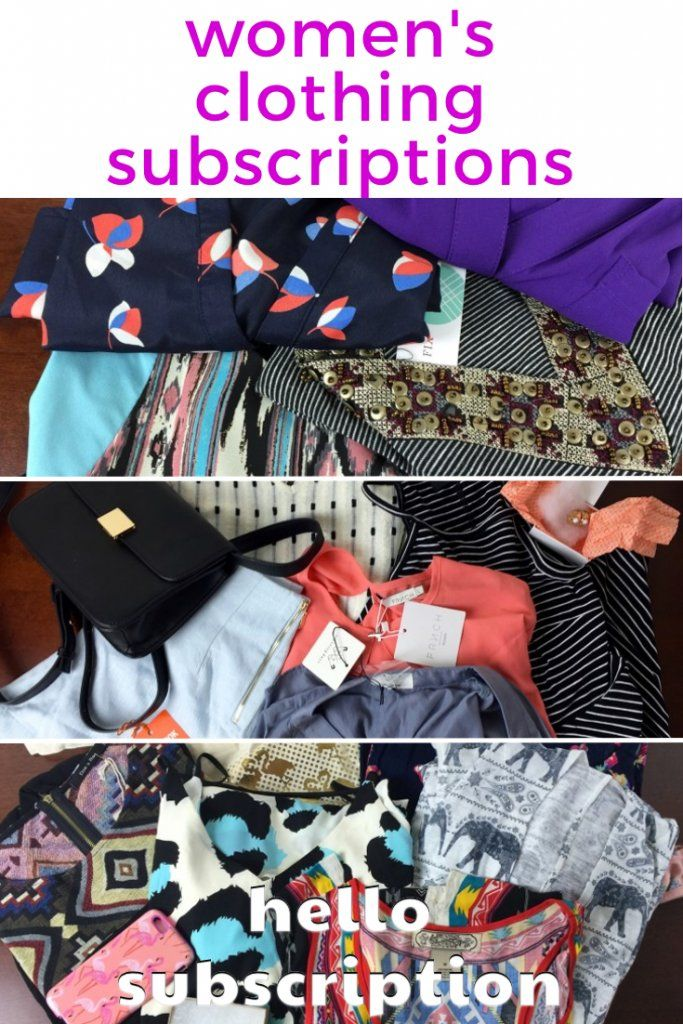 clothing box subscription the 25 best fashion subscription box ideas on 12092
