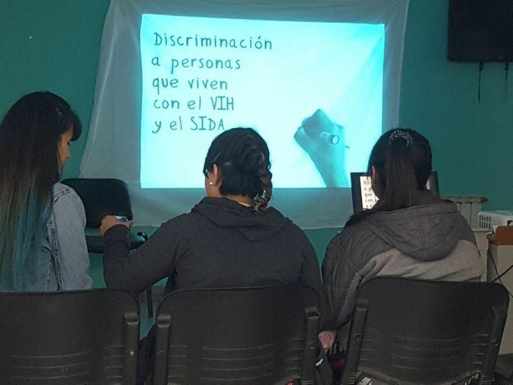 #2000 testeos realizados en la provincia por el Día Mundial de la Lucha Contra el Sida - TiempoSur Diario Digital: 2000 testeos realizados…
