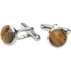 Fred Bennett Tigers Eye Cufflinks #Jewellery