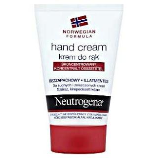 Neutrogena - skoncentrowany krem do rąk, czyli jak faceci kupują kosmetyki
