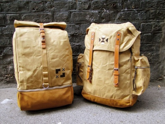 EASTPAK By WOOD WOOD   Desertion Luggage Collection