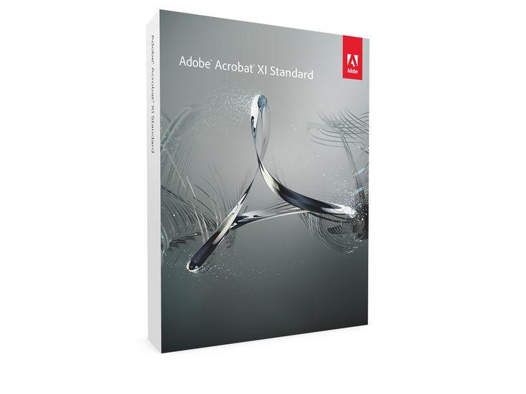 Adobe acrobat xi standard fix a typo change a font or