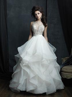 Now Available! Allure C380 #AllureCouture #weddingdress #wedding #plussizeweddingdress #bride #bridalgown #engaged #sayyes #plussizebride #plusbride #designerdress #lovecurvybrides #curvesrock #gorgeous #classic #elegantbride #CherryBlossomBridal #lovecurves #celebratecurves #plussizefashion #plussizeboutique #lovecurvygirls #curvynation #plussizefashion #equality #lgbtweddings #customtuxedo