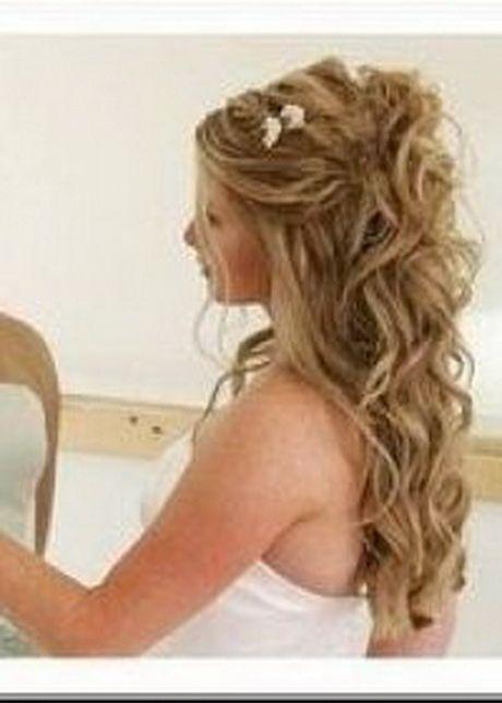 Fabulous Les 25 meilleures idées de la catégorie Coiffure mariage cheveux  TS15