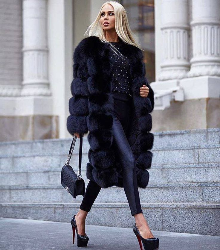 147 best fun ;-) images on Pinterest | Furs, Fox fur and Beautiful ...