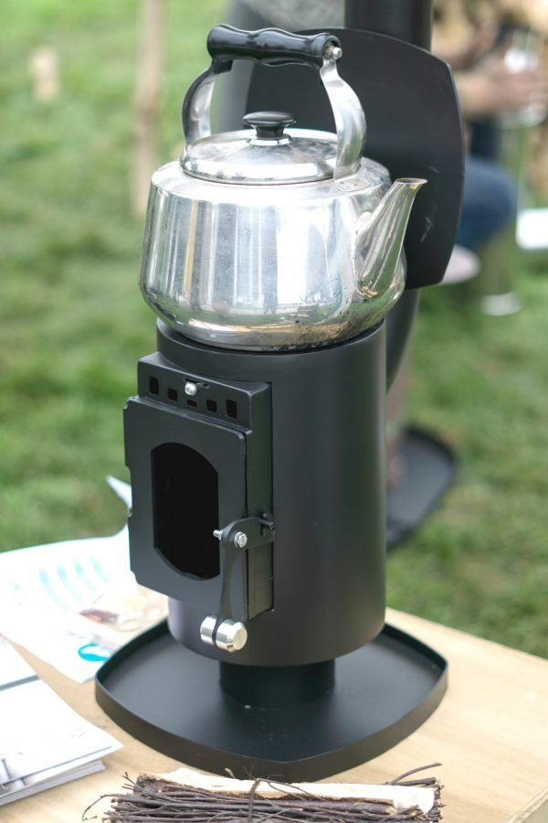 Small Outdoor Heater
