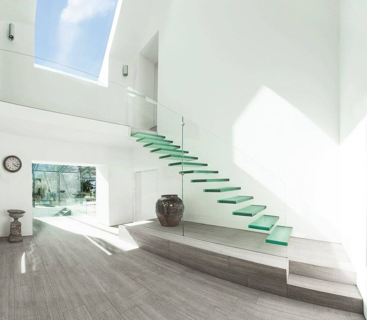 42 best images about STAIRS on Pinterest Wooden staircases