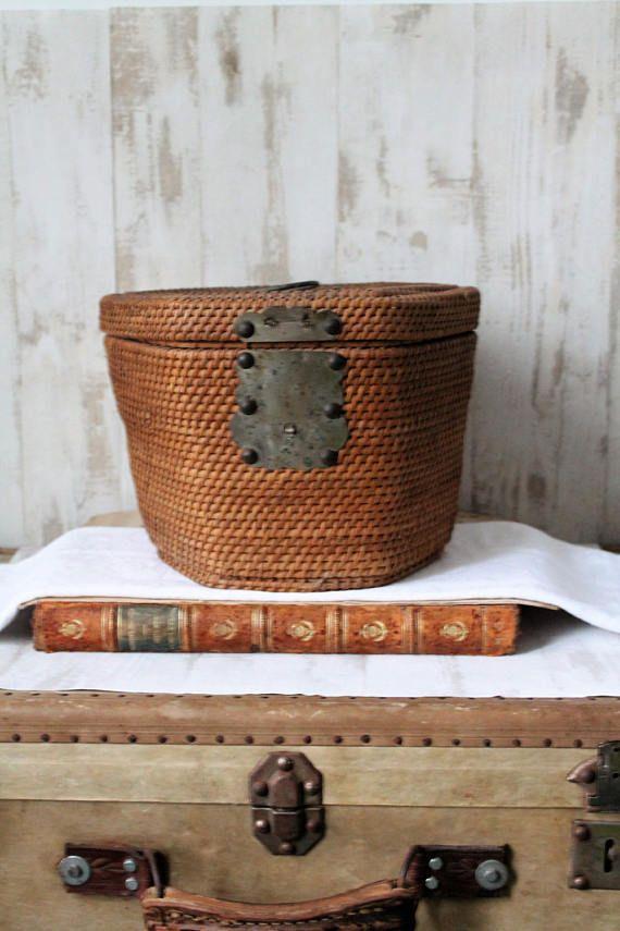 les 25 meilleures id es concernant paniers en osier sur pinterest paniers de stockage paniers. Black Bedroom Furniture Sets. Home Design Ideas