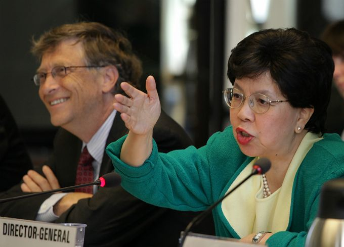 An Open Letter to Dr. Margaret Chan, Director-General of WHO
