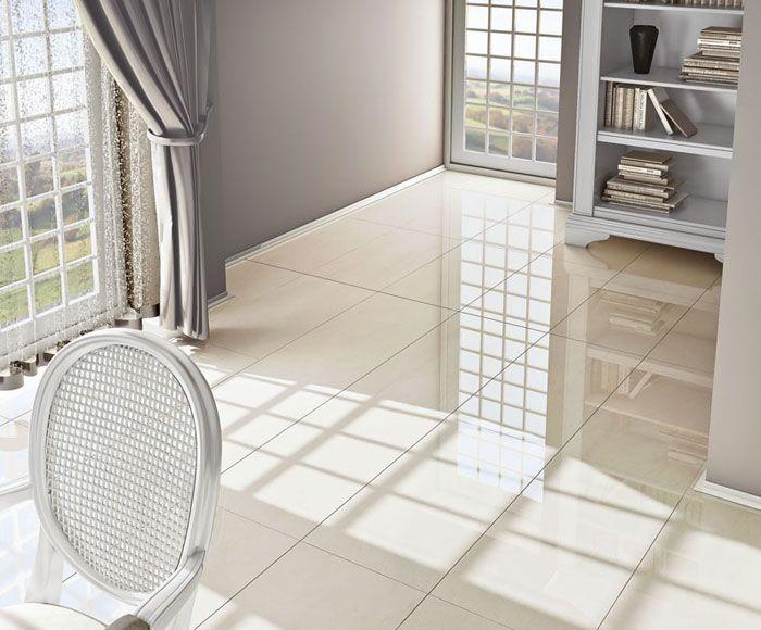 Carrelage Beige Brillant With Images Beige Flooring Tile Floor