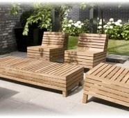 Best Outdoor Wood Furniture Images On Pinterest Outdoor