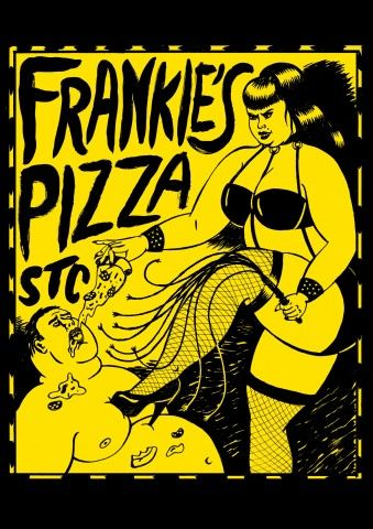 Frankies Pizza By The Slice