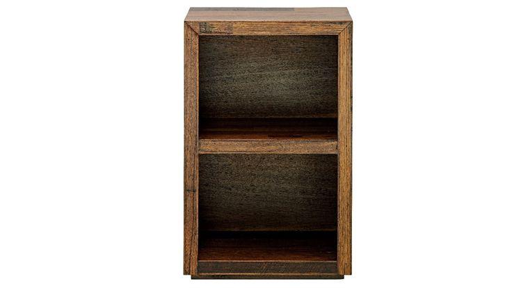 Home :: Bedroom :: Bedroom Furniture :: Bedside Tables :: Pod Bedside Table with Shelf