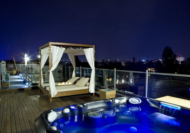Ruff terrace