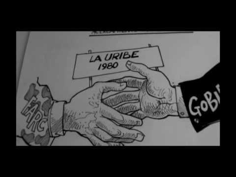 Uma Descrição política da Colômbia Pós-Bogotazo.