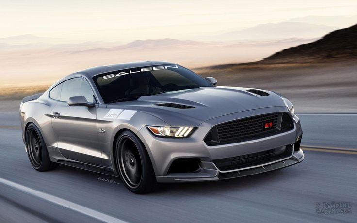 2017 Saleen Mustang 302 is this it? - YouTube