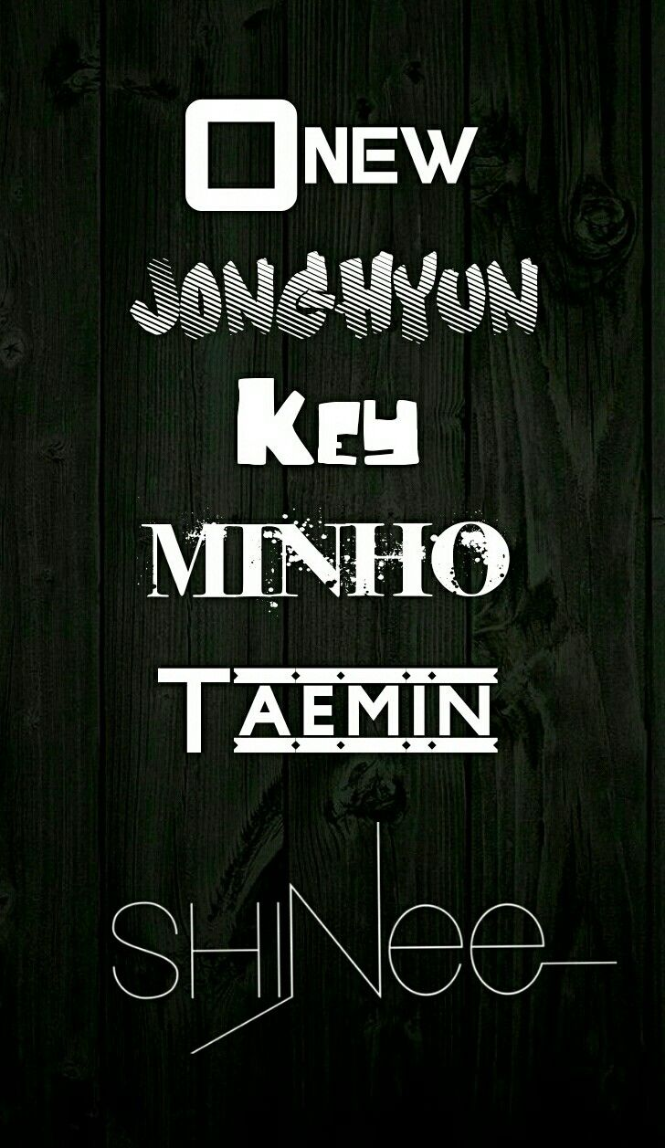 SHINee phone wallpaper