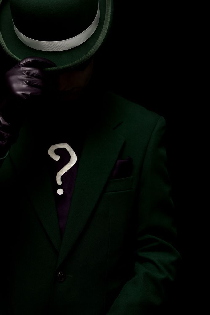 AMAZING Riddler cosplay
