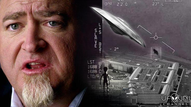 OVNI PENTAGONO: EE.UU. tiene MÁS imágenes de radar de OVNIs, dice el ex jefe de Archivos-X (X-Files) secretos