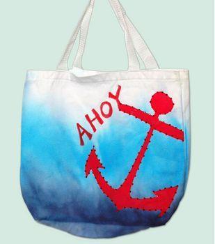 Ahoy Tote