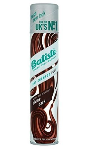 Batiste Dry Shampoo revitalizes hair, going it feeling clean and smelling recent, therefore your vogue lasts longer between washes.