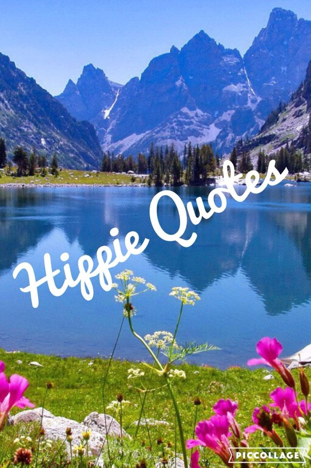 Hippie Quotes #Various #Musely #Tip