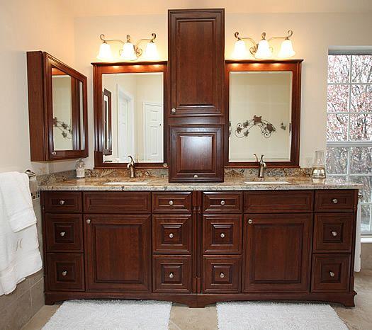 Bathroom Renovation Fairfax Va: 10 Best Vanity Built In Images On Pinterest
