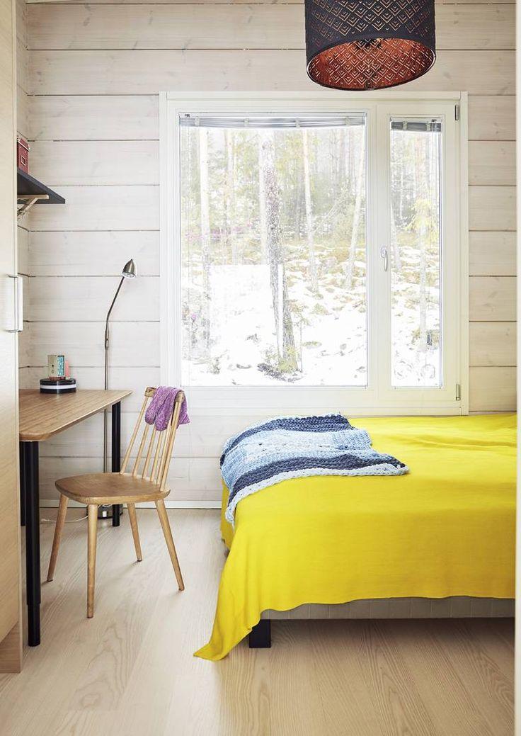"""Ville Haapasalo rakennutti mökin rentoutumista varten: """"Minun telttailuaikani ovat jo ohi""""   Meillä kotona"""