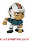 "Miami Dolphins Lil' Teammates Series 2 Lineman 2 3/4"" tall"