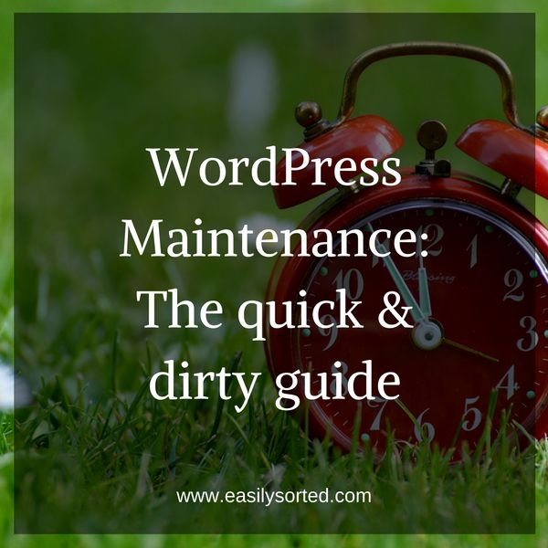 A lot of people set up their WordPress website, add new content every now and then, and ignore the rest of it. This is a mistake.