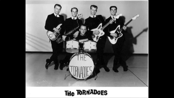 """The Tornados - Telstar (HQ)  This fantastic instrumental by """"The Tornados"""" was released in 1962 and made number 1 in the UK charts, and also number 1 in the U.S in the same week. As instrumentals go they don't get much better than this one..."""