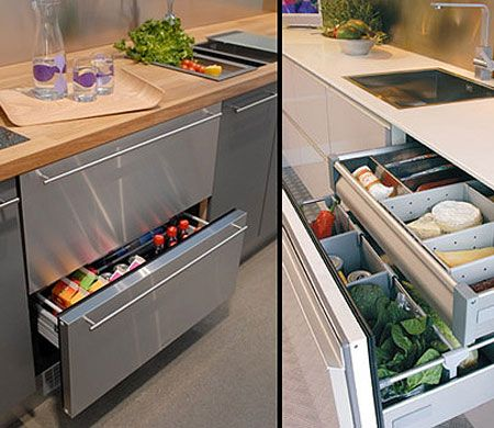 10 Strange and Cool Refrigerators - TechEBlog
