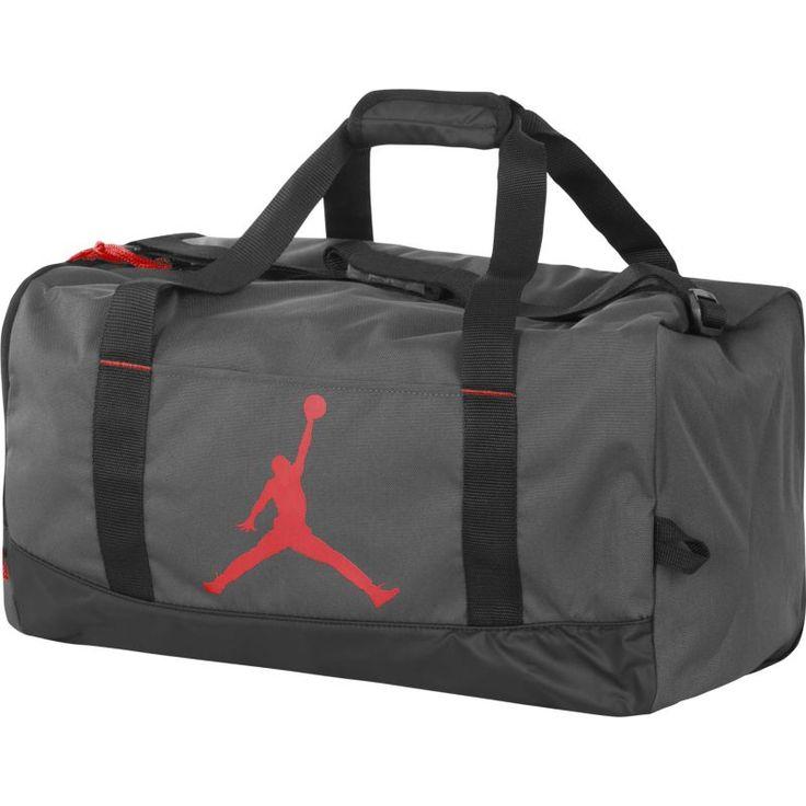 Jordan Gym Rat Duffle Bag, Dark Grey