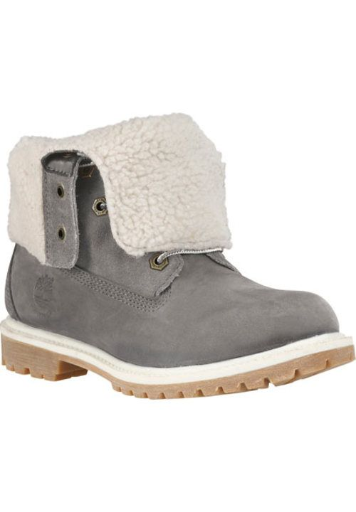 d7abe01d4ad Plus Size Women s Timberland Authentics Teddy Fleece Waterproof Fold-Down  Boot