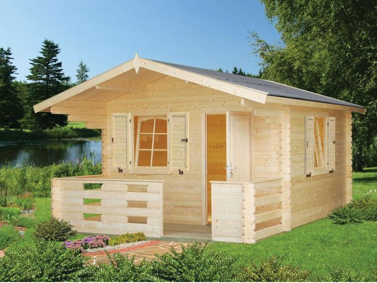 best garden office kits. DIY Small Log Cabin Kit Harriet  how sweet would this be to have as a tack room barn office out next the 9 best Garden images on Pinterest cabin homes