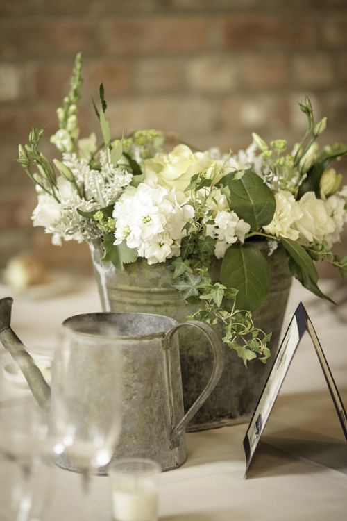 The best tin buckets ideas on pinterest rustic party