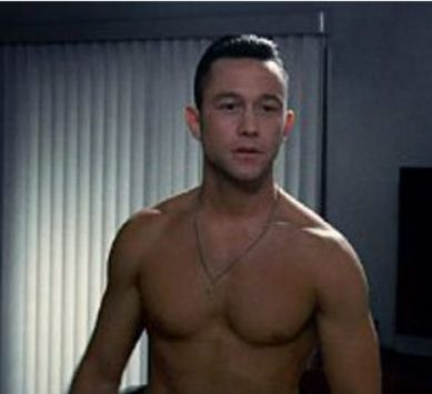 Joseph Gordon-Levitt shirtless